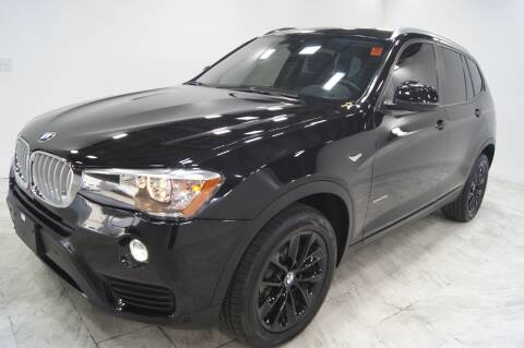 2017 BMW X3 for sale at Sacramento Luxury Motors in Carmichael CA