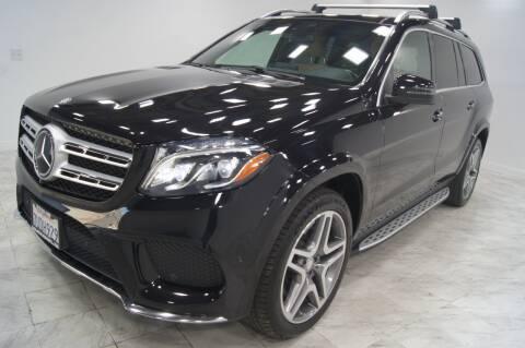 2017 Mercedes-Benz GLS for sale at Sacramento Luxury Motors in Carmichael CA