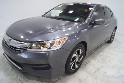 2016 Honda Accord for sale at Sacramento Luxury Motors in Carmichael CA