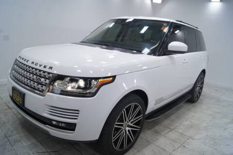 2014 Land Rover Range Rover for sale at Sacramento Luxury Motors in Carmichael CA