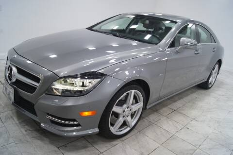 2012 Mercedes-Benz CLS for sale at Sacramento Luxury Motors in Carmichael CA