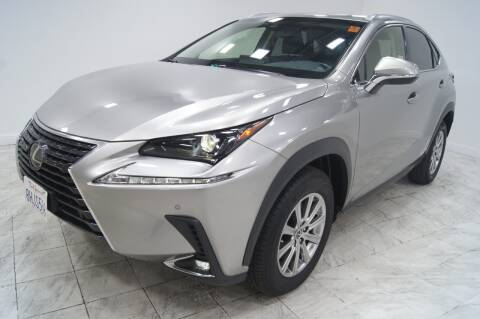 2019 Lexus NX 300 for sale at Sacramento Luxury Motors in Carmichael CA