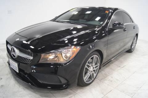 2017 Mercedes-Benz CLA for sale at Sacramento Luxury Motors in Carmichael CA