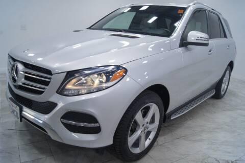 2017 Mercedes-Benz GLE for sale at Sacramento Luxury Motors in Carmichael CA