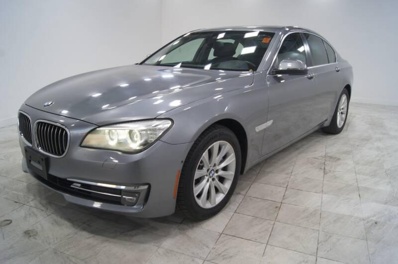 2014 BMW 7 Series for sale at Sacramento Luxury Motors in Carmichael CA