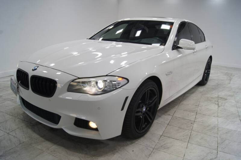 2013 BMW 5 Series for sale at Sacramento Luxury Motors in Carmichael CA