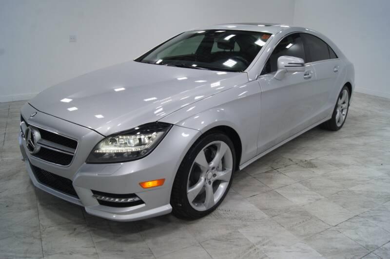 2013 Mercedes-Benz CLS for sale at Sacramento Luxury Motors in Carmichael CA