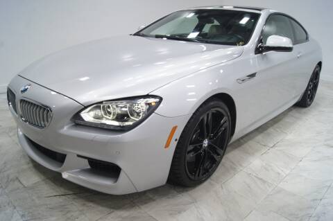 2014 BMW 6 Series for sale at Sacramento Luxury Motors in Carmichael CA