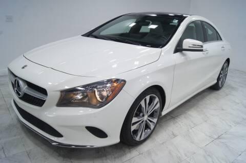 2018 Mercedes-Benz CLA for sale at Sacramento Luxury Motors in Carmichael CA