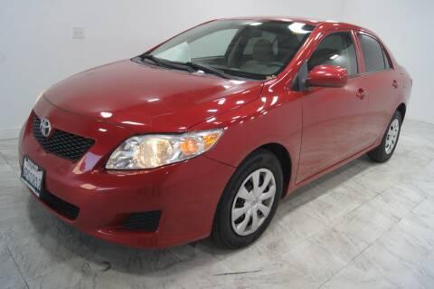 2010 Toyota Corolla for sale at Sacramento Luxury Motors in Carmichael CA