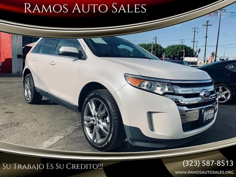 2012 Ford Edge for sale in Los Angeles, CA