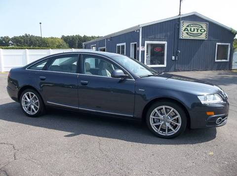 2011 Audi A6 for sale in East Windsor, CT
