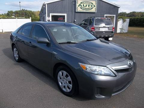 2011 Toyota Camry Hybrid for sale in East Windsor, CT