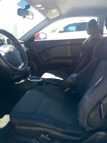 2006 Hyundai Tiburon GS 2dr Hatchback w/Automatic - Sour Lake TX
