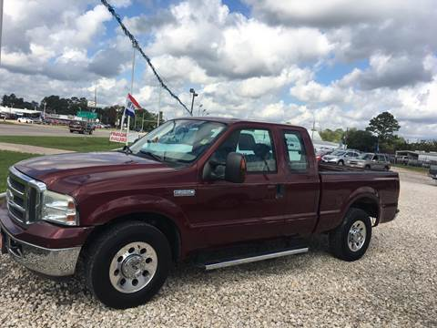 2005 Ford F-250 Super Duty for sale in Sour Lake, TX