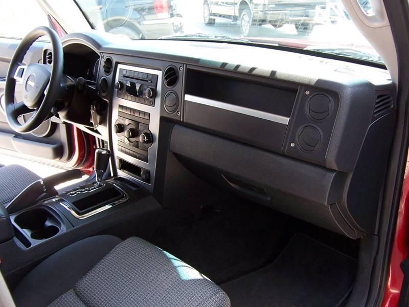 2010 Jeep Commander 4x4 Sport 4dr SUV - Heyworth IL