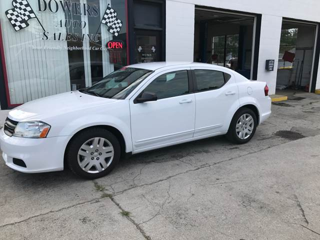 2014 Dodge Avenger SE 4dr Sedan - Heyworth IL