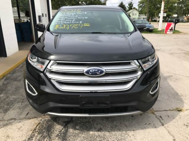 2015 Ford Edge AWD SEL 4dr Crossover - Heyworth IL