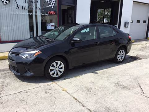 2016 Toyota Corolla for sale in Heyworth, IL