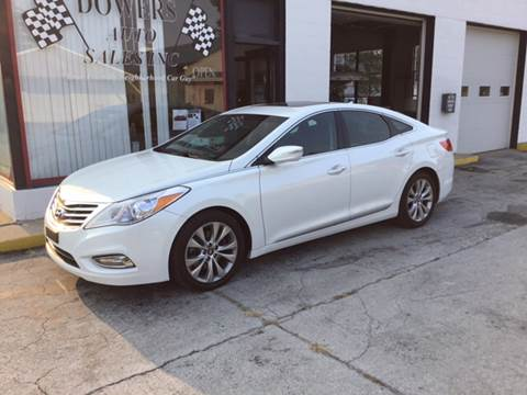 2014 Hyundai Azera for sale in Heyworth, IL
