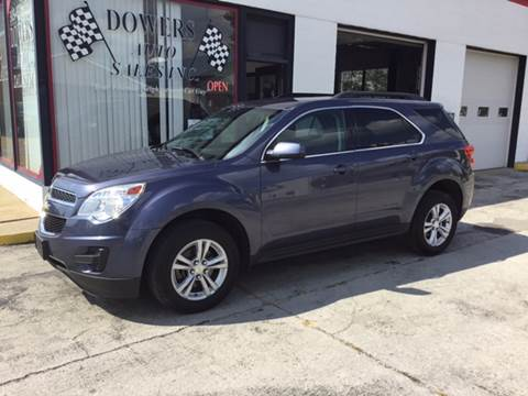 2013 Chevrolet Equinox for sale in Heyworth, IL