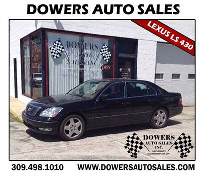 2005 Lexus LS 430 for sale in Heyworth, IL