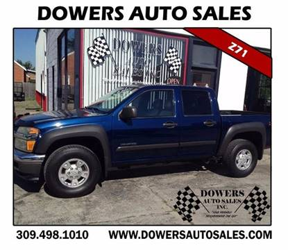 2004 Chevrolet Colorado for sale in Heyworth, IL