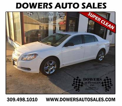 2009 Chevrolet Malibu for sale in Heyworth, IL