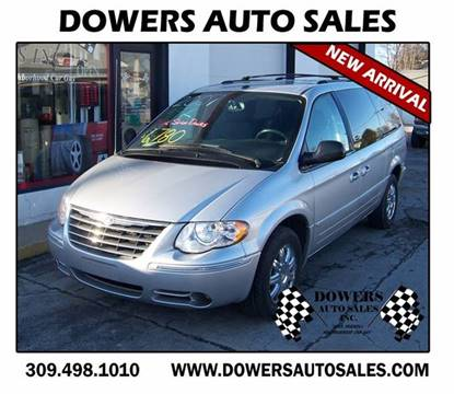 2007 Chrysler Town and Country for sale in Heyworth, IL