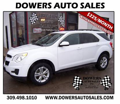 2011 Chevrolet Equinox for sale in Heyworth, IL
