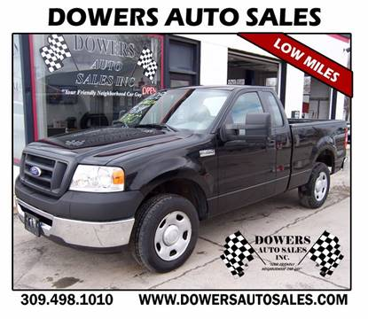 2008 Ford F-150 for sale in Heyworth, IL