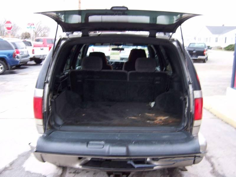 2002 Chevrolet Blazer LS 4WD 4dr SUV - Heyworth IL