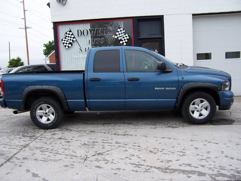 2003 Dodge Ram Pickup 1500 4dr Quad Cab SLT Rwd SB - Heyworth IL