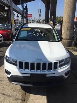 2016 Jeep Compass for sale in Woodside, NY