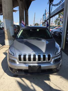 2014 Jeep Cherokee for sale in Woodside, NY