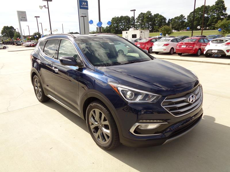 2018 hyundai santa fe sport 2 0t ultimate in west monroe la interstate used cars. Black Bedroom Furniture Sets. Home Design Ideas