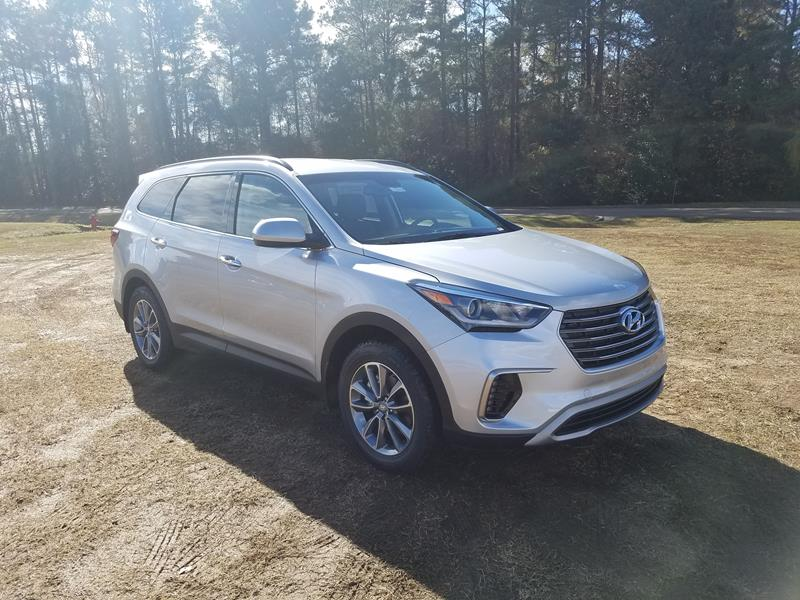 2018 hyundai santa fe se in west monroe la interstate used cars. Black Bedroom Furniture Sets. Home Design Ideas