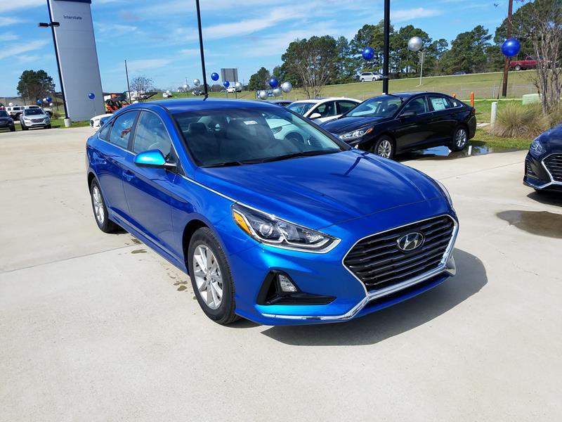 2018 Hyundai Sonata For Sale At Interstate Hyundai In West Monroe LA