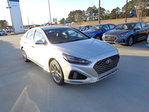 2018 Hyundai Sonata For Sale In Louisiana Carsforsalecom