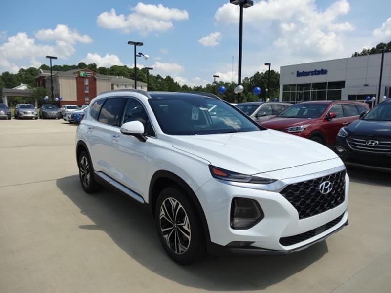 2019 Hyundai Santa Fe For Sale At Interstate Hyundai In West Monroe LA