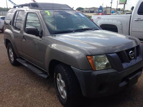 2007 Nissan Xterra for sale in Stephenville, TX