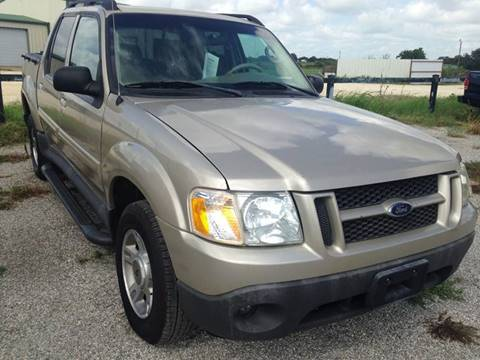 2004 Ford Explorer Sport Trac for sale in Stephenville, TX