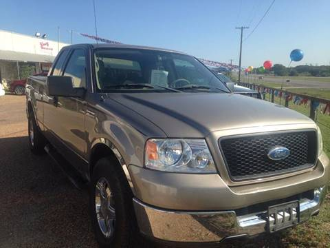 2004 Ford F-150 for sale in Stephenville, TX