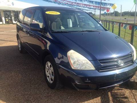 2006 Kia Sedona for sale in Stephenville, TX