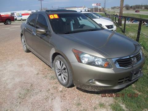 2008 Honda Accord for sale in Stephenville, TX
