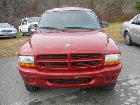 1999 Dodge Durango for sale in Highland, NY