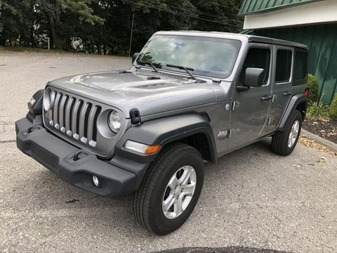 2019 Jeep Wrangler Unlimited for sale in Wappingers Falls, NY
