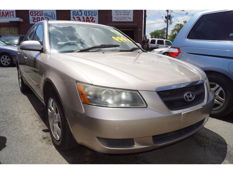2007 Hyundai Sonata For Sale At MICHAEL ANTHONY AUTO SALES In Plainfield NJ