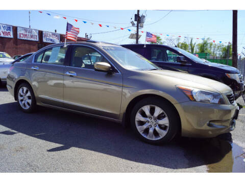 2008 Honda Accord for sale at MICHAEL ANTHONY AUTO SALES in Plainfield NJ