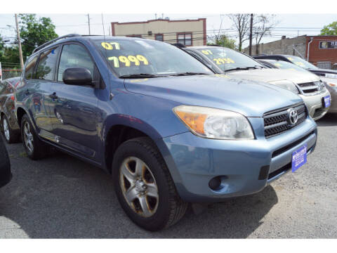 2007 Toyota RAV4 for sale at MICHAEL ANTHONY AUTO SALES in Plainfield NJ